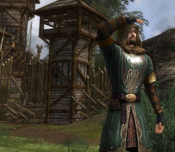 Lotro Rohan Hunter Outfit